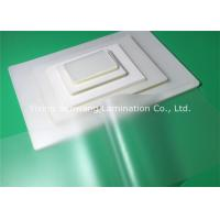 Buy cheap Glossy PET Pouch Laminating Film Glossy Preventing Alteration For Documents Cards product