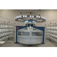 High Speed Open Width Circular Knitting Machine Double Jersey Easy Operation