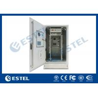 """Buy cheap IP65 19"""" Heat Insulation Outdoor Telecom Cabinet With DC48V Cooling System For Base Station from wholesalers"""