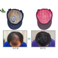 Buy cheap 276 Diode Laser Hair Regrowth Hat , LLLT Hair Loss Helmet Hair Growth Device product