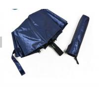 Sun Protection 3 Foldable Auto Open Umbrella Two Sides UV Fabric Rustproof