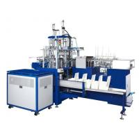 Buy cheap SLB-400 10kw Rated Power Automatic Paper Container Making Machine For Multi-compartments Lunch Box from wholesalers