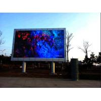 Buy cheap IP65 P6 Outdoor Billboard Advertising Led Display Screen , RGB Led Video Wall product