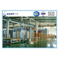 Buy cheap Paper Mill Auto Wrapping Machine , Pallet Wrapping Solutions Labor Saving product