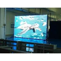 Buy cheap High Contrast P10 Indoor Flexible LED Display Super Light Easy Transport from wholesalers
