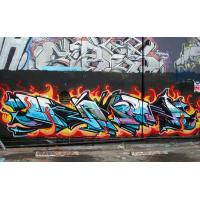 Buy cheap Excellent Coverage Non fading Graffiti Spray Paint For Diffient Surface product