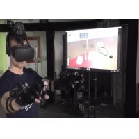 Action Capture Virtual Reality Gloves , Motion Sensor Gloves Real Time