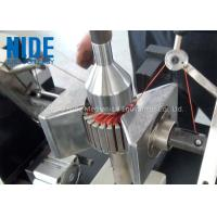Semi Auto Double Flyer Armature Winding Machine Reliable