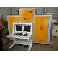 Buy cheap Self - Test Luggage X Ray Machine  For Security Checks Friendly Interface product