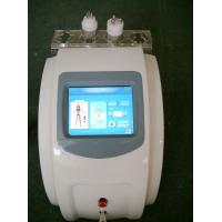 Buy cheap 40kHz Tripolar RF Slimming And Skin Tighten System Cavitation Machine product