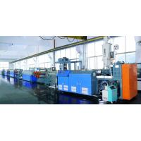 Buy cheap High Speed Pet Monofilament Extrusion Plant With SIMENS PLC Control System product