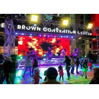 Buy cheap Advertisement Indoor LED Video Wall Rental for Stage Performance / Live Events product