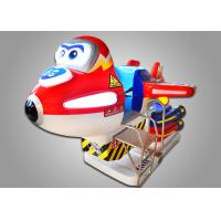 CE Certificate Coin Operated Helicopter Ride For Shopping Mall