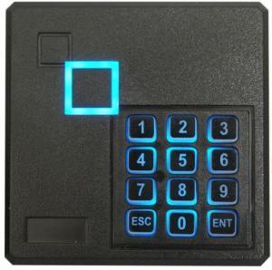 Touch Keypad Door Lock RFID Access Control System Password 13.56khz
