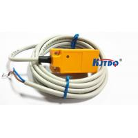 Buy cheap ABS Unshielded Inductive Proximity Sensor 20mm Detecting Distance Horn Type product