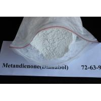 Buy cheap Light White Powder Muscle Building Steroids Methandrostenolone Dianabol DB CAS from wholesalers