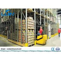 High density Industrial Storage Rack , Drive In Pallet Racking System