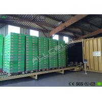 Industrial 1 Pallet Pre Cooling Machine , Vacuum Chiller 200V 60HZ 3P