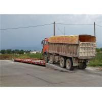 Quality Road Vehicle Weigh Station Scales , Surface Mounted Weighbridge OEM / ODM Accepted for sale