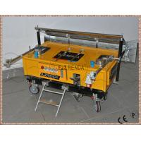 Automatic Wall Plastering Machine  Thermal Wall Plastering EZ RENDA XP-1200
