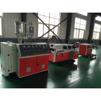 Buy cheap High Precision Plastic Pipe Production Machine With Coiler , CE Certification from wholesalers