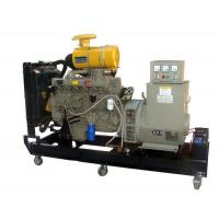 Anti Rust / Anti Corrosion Diesel Powered Generator 24KW For Industrial Paint