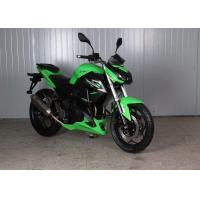 4 Stroke Engine Street Sport Motorcycles , Automatic Sports BikeScooter For Adult