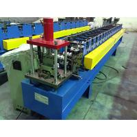 Large Span Automatically Steel Stud Roll Forming Machine With Film System