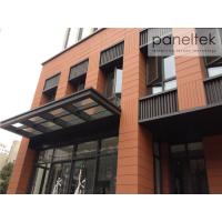 Buy cheap Composite Terracotta Ventilated Facade Materials For Building Façade Systems from wholesalers
