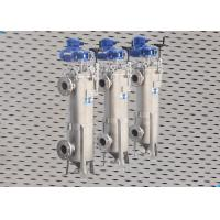 Automatically Industrial Water Filtration 392℉ With Stainless Steel Housing