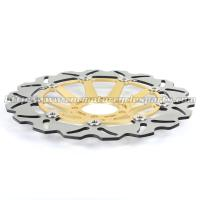 Buy cheap 300mm Motorcycle Brake Disc Braking Disc Brakes GSXR 750 CNC Billet Aluminum from wholesalers