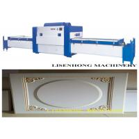 High Efficiency Membrane Doors Machinery Wood Laminating Equipment Anticorrosive