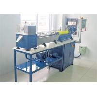 Mini Lab Testing Machine Dual Screw Extruder With PP PE Color CE ISO9001
