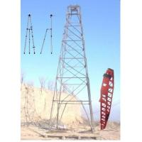 Oil Directional Drilling Tower Mechanical , Borehole Drilling Machine