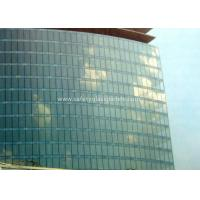 Buy cheap Curve / Flat Laminated Safety Glass Minimum Size 250 Mm-350 Mm Solid Structure product