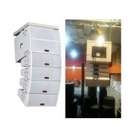 Powered Concert Sound System Two-way Double  RMS Line Array speakers