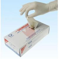 Buy cheap Latex examination gloves product