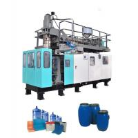 Buy cheap Servo Motor High Speed Plastic Blow Molding Machine For Water Tank Strong Clamping Force product