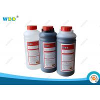 Buy cheap Continuous Inkjet Water Based Dye Ink 1000ml Small Character Date Printing product
