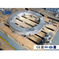 Lightweight Pneumatic Pipe Cutting And Beveling Machine Adjustable Bearing System