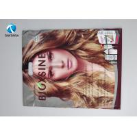 Buy cheap OEM Polythene Shopping Bags / Clothes Shop Die Cut Handle Plastic Bags product