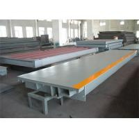 Buy cheap Robust Structure Load Scales For Trucks , Industrial Truck Scales Sealed Cavity product
