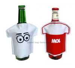 Buy cheap Single Bottle Wine Cooler Bag Cartoons PVC Anti Caustic Bottle Cooler Pack product