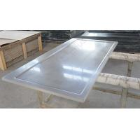 Clear Epoxy Resin Lab Countertops With Heat And Acid Resistant