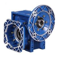 Buy cheap Single Stage RV Reducer Worm Gearbox Standard Port 50Hz Frequency For Machinery from wholesalers