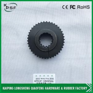 Iron Excavator Hydraulic Parts Black Connction Coupling Spline 110×35T×55