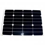 Buy cheap Bending Thin Film RV Flexible Solar Panels , 30W 12V Solar Panels For RV Campers product