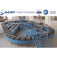 Buy cheap Express Industries Cross Belt Sorter Multi Function High Effficiency product
