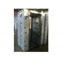 Hepa Filtered Cleanroom Air Shower Equipment For Biological Engineering