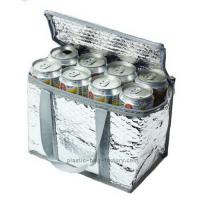 Buy cheap Large Capacity Wine Cooler Bag With Zipper Closure For Outside Travelling product